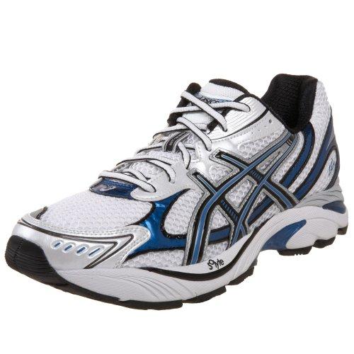 5e67a9ac58ba7 ASICS Men's GT-2150 Running Shoe,White/Onyx/Royal,11.5 2E US ...