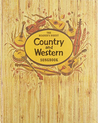 The Reader's Digest Country and Western Songbook