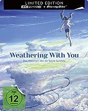 Weathering With You - Das Mädchen, das die Sonne berührte - Limited Steelbook Edition (4K Ultra HD) (+ Blu-ray 2D) [Alemania] [Blu-ray]