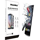 Huawei Sensa LTE Ballistic Glass Screen Protector ShockWize [Tempered Glass] .3mm Thin Premium Real Glass (3-Pack)