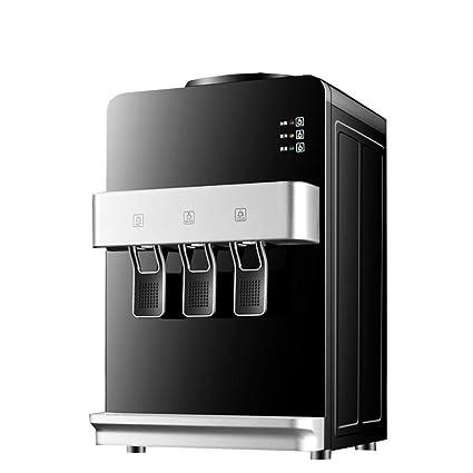 H&YL Mini Dispensador Frío del Agua Caliente Y Caliente del Escritorio Que Empuja El Interruptor Que