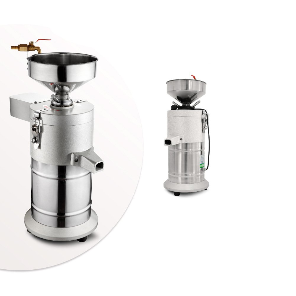 Commercial Aluminum Alloy Healthy Nutrition Soy Milk Maker Soybean Milk Machine Maker Commercial Soymilk Maker 35kg/h Output by SAVEMORE4U18 (Image #1)