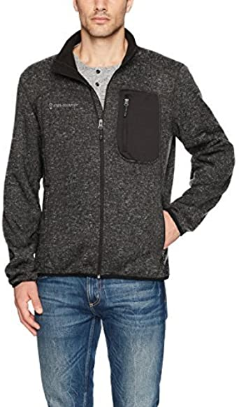 Free Country Mens Full Zip Sweater Fleece Jacket