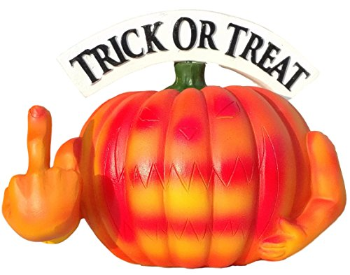 Scary (Bobble Head Pumpkin Costume)