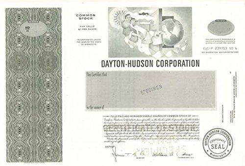 Dayton-Hudson Corporation