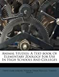 Animal Studies, David Starr Jordan, 1247762491