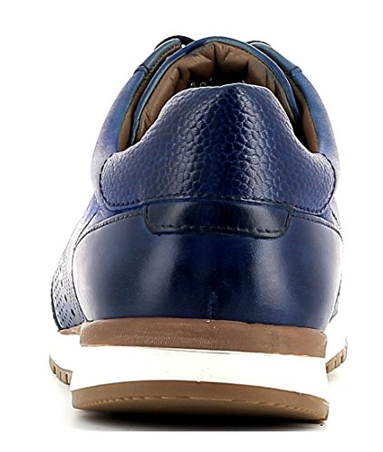 Bleu Homme amp; Gordon Gordon Fermées Marine Bros Coupe amp; ap70xwqxP