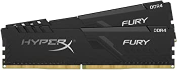 HyperX Fury 16GB (2 x 8GB) PC4-21300 2666MHz DDR4 Desktop Memory