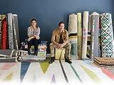 "Novogratz Aloha Collection Welcome Doormat, Multi, 1'6"" x 2'6"", Multicolor"