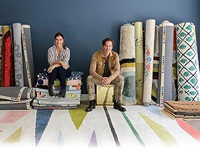 """Novogratz Aloha Collection You Look Good Doormat, 1'6"""" x 2'6"""", Natural Brown"""