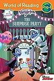 World of Reading: Vampirina:  The Surprise Party (World of Reading (eBook))