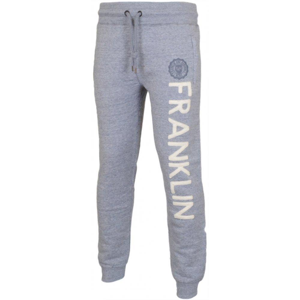 Franklin & Marshall - Chándal - para hombre gris gris Small ...