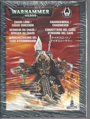Chaos Space Marine Terminator Lord Warhammer (Chaos Marines)