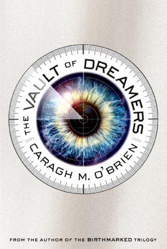 The Vault of Dreamers (The Vault Of Dreamers Trilogy Book 1) cover