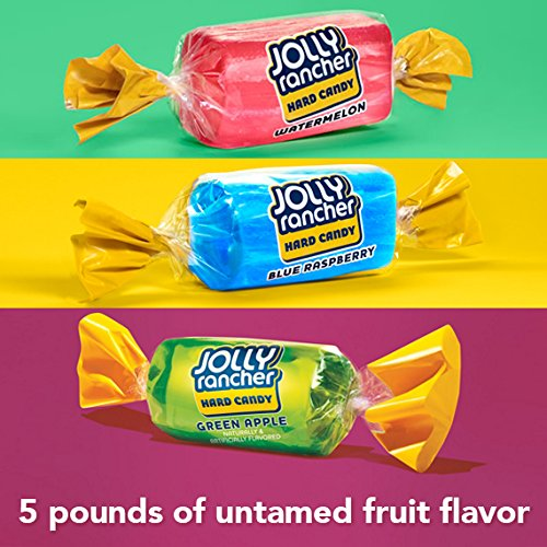 JOLLY RANCHER Candy, 5 Pound Assortment - Buy Online in ...