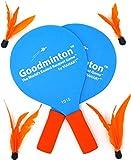 VIAHART Goodminton | The World's Easiest Racket Game
