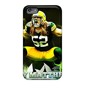 Iphonecase88 Apple Iphone 6s Great Hard Phone Case Provide Private Custom High Resolution Green Bay Packers Series [RiJ3272BYvA]