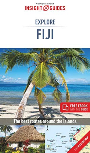 Insight Guides Explore Fiji (Travel Guide with Free eBook) (Insight Explore Guides) (Best Diving In Fiji)