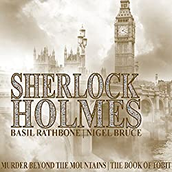 Sherlock Holmes: Murder Beyond the Mountains, and The Book of Tobit