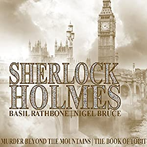 Sherlock Holmes: Murder Beyond the Mountains, and The Book of Tobit Radio/TV Program