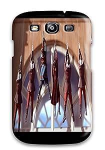 Galaxy S3 Hard Back With Bumper Silicone Gel Tpu Case Cover Star Wars Phantom Menace