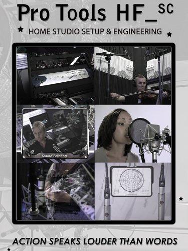 Pro Tools HF_SC : Studio Set Up and Recording DVD