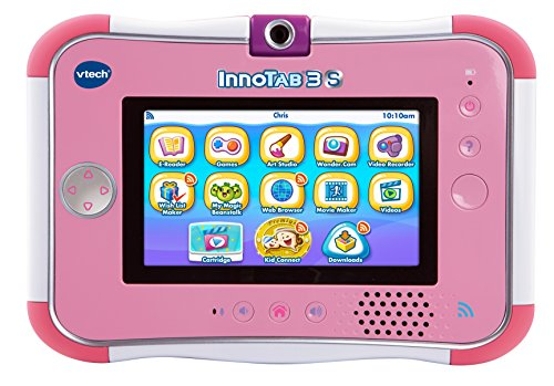 VTech InnoTab 3S Plus Kids Tablet, Pink by VTech