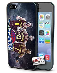 Cavs Big 3 #2 iphone 4 4s Hard Case Custom Lebron James Kevin Love Kyrie Irving Cavaliers Cleveland WHITE