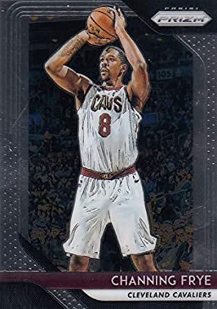 0bd56c4c27cd 2018-19 Panini Prizm Basketball  220 Channing Frye Cleveland Cavaliers  Official NBA Trading Card