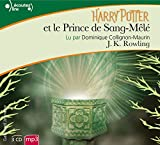 Harry Potter et le Prince de Sang-Mele CD MP3 - livre audio - Harry Potter and the Half-Blood Prince Audio book (French Edition)