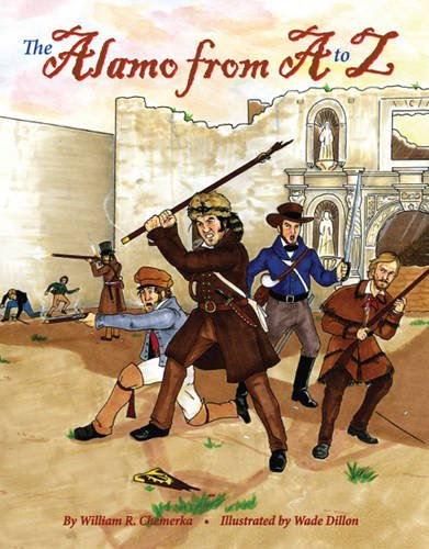 Download Alamo from A to Z, The PDF