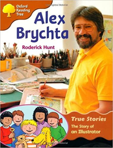 Alex Brychta Oxford Reading Tree Level 8 True Stories Alex Brychta The Story