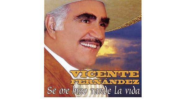 Vestido y Alborotado (Album Version) by Vicente Fernández on Amazon Music - Amazon.com