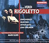 Rigoletto Opera in 3 Acts