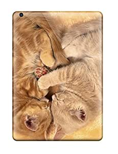 Aaron Nelson Case Cover Protector Specially Made For Ipad Air Kitten Heart