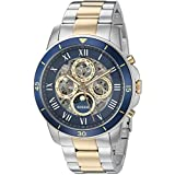 Fossil Men's ME3141 Grant Sport Automatic Two-Tone Stainless Steel Watch