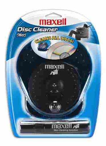 Cd / Dvd Radial Disc - Maxell CD-320 Wet CD Disc Cleaner
