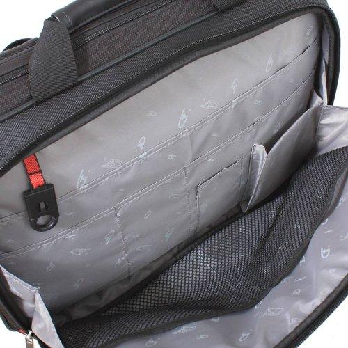 Nero Helios 16inch Laptop Borsa Affari di Gino Ferrari