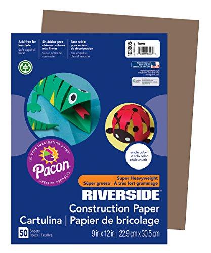 Riverside 103605 Construction Paper, PAC103605, 0.4