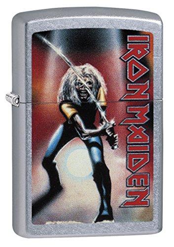 (Zippo 2017 Iron Maiden)