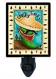 Night Light - Siesta Time - Chili Pepper Sombrero - Southwest