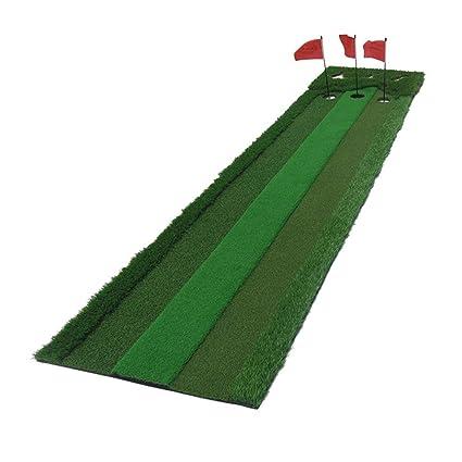 Colchoneta de golf Putter de hierba de tres velocidades de ...