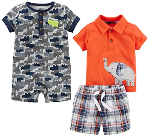 simple-joys-by-carters-boys-3-piece-playwear-set-red-plaid-elephant-0-3-months