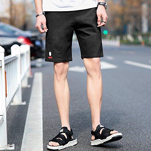 ACzeg Shorts Sommer Freizeit Lose Männer Sport Workwear Beach