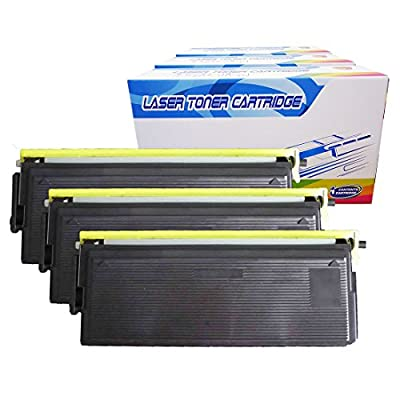3 Inktoneram Replacement toner cartridges for Brother TN460 TN430 TN-460 TN-430 MFC-1260 MFC-1270 MFC-2500 MFC-8300 MFC-8500 MFC-8600 MFC-8700 MFC-9600 MFC-9650 MFC-9700 MFC-9750 MFC-9800 MFC-9850