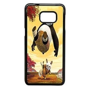 Samsung Galaxy Note 5 Edge Cell Phone Case Black Kung Fu Panda_002 Gift P0J0Z3-2395081