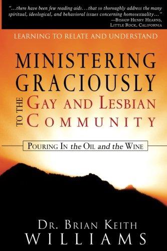 Ministering Gay Lesbian Brian Williams