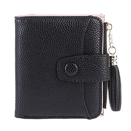 a30d1bf12df5 Amazon.com: Wallet Women - Polyester Mini Women 39 S Tassel Wallet ...