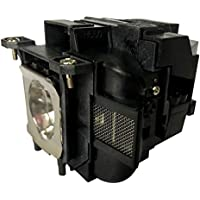 ELPLP78 Replacement Lamp for EB-945 / 955W / 965 /S17/ S18/ SXW03/SXW18/W18/W22/X18/X20/X24/X25/;EH-TW490/TW5200; EX3220/EX5220/EX6220/EX7220