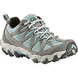 Oboz Women's Luna Low Hiking Shoe,Mineral Blue,7.5 M US